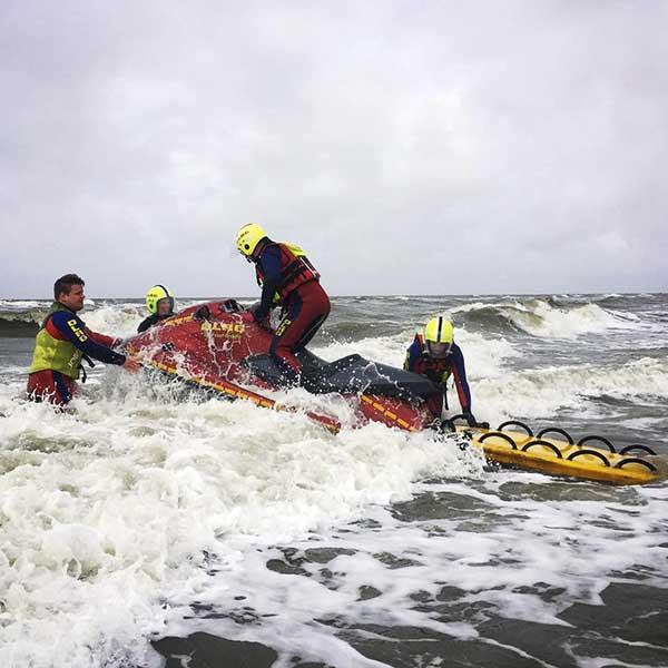 DLRG Jet Ski Rescue