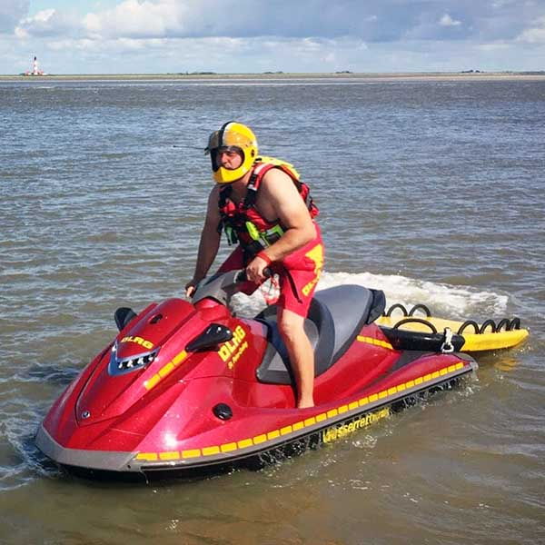 DLRG Water Rescue Sled