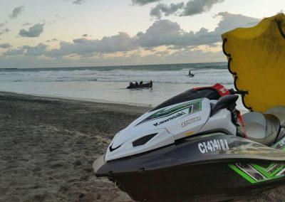 K38 Life Saving Team's PWC Rescue Board
