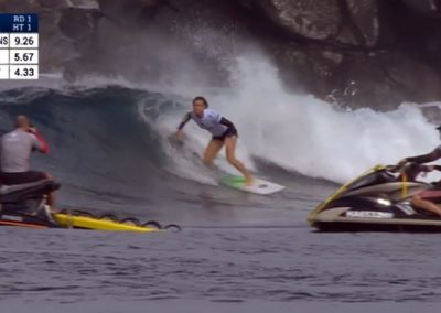 LifeSled Used in Maui Contest