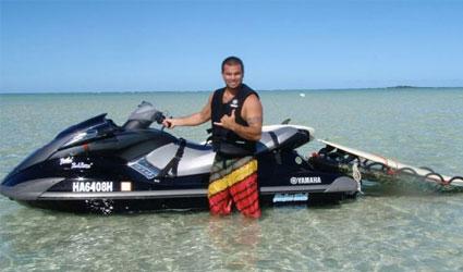 Ocean Rescue Board
