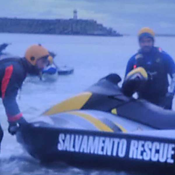 Salvamento Rescue Using LifeSled