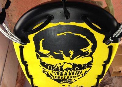 Skullbase Rescue Team's LifeSled