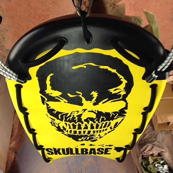Skullbase Water Safety Sled