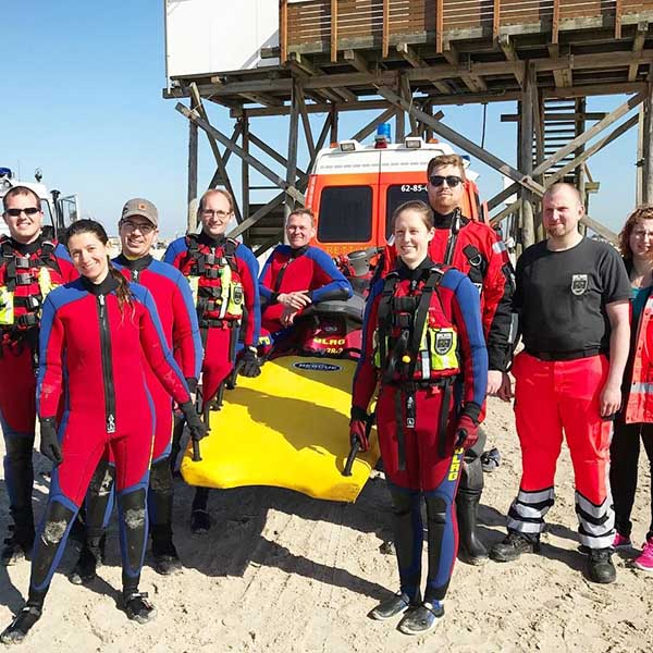 St Peter Ording Water Rescue Team