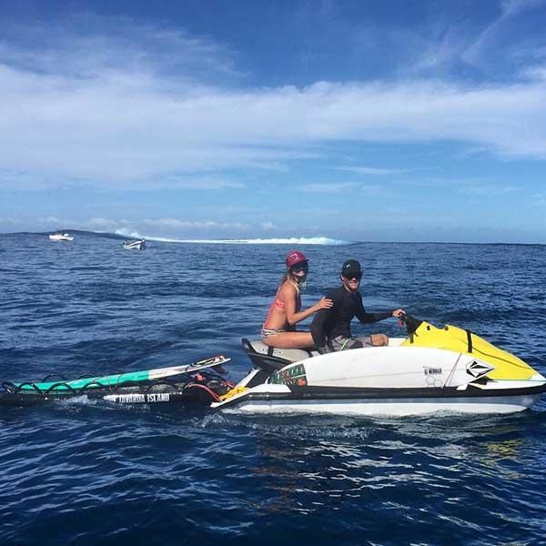 Tavarua Island LifeSled